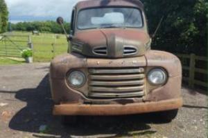 ford f3 pickup original flathead V8 Rare classic american truck In NOTTINGHAM
