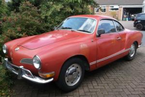 VW VOLKSWAGEN KARMANN GHIA LHD 1970 LHD STRAIGHT ORIGINAL HONEST CAR UNMOLESTED