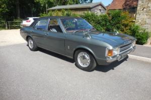 1972 FORD CONSUL/GRANADA MK1 2500 V6