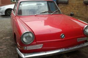 BMW 700 Coupe 1962 Photo
