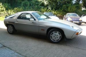 1983 PORSCHE 928 S RARE MANUAL NON SUNROOF CAR