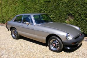 MGB GT 1981 Limited Edition LE Superb Condition