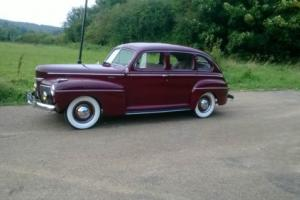 1941 flathead v8 mercury