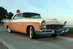 1956 Chrysler New Yorker 2 Door Hard Top Newport