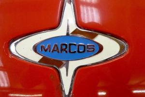 1965 Marcos 1800 GT FiA vintage race car project for Sale