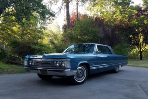 1967 Chrysler Imperial imperial crown coupe
