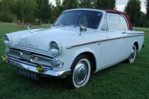 1960 Sunbeam