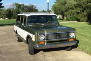1974 International Harvester Travelall
