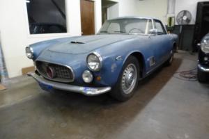 1960 Maserati Coupe 3500GT