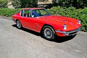 1967 Maserati Coupe