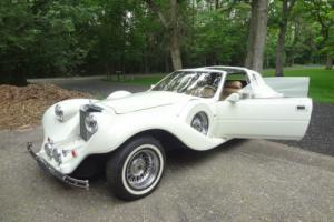 1984 Replica/Kit Makes Mercedes Benz 1936 Coupe Was framed from a #00 ZX 2+2