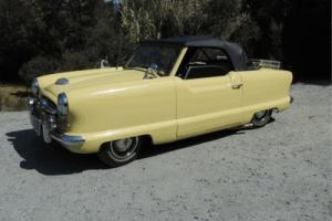 1955 Nash mtropolitan Photo