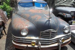 1949 Packard TR Sedan Delux