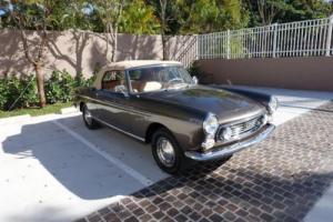 1966 Peugeot 404 C