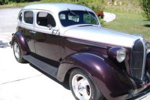 1938 Plymouth Sedan