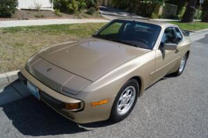 1985 Porsche 944 5 SPD MANUAL COUPE WITH 55K ORIG MILES!