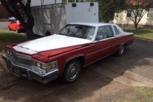 1975 Cadillac Deville in NSW