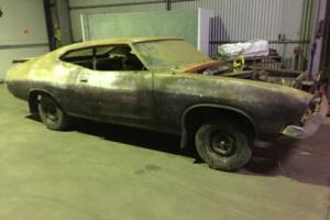 XB Ford Falcon Coupe 1974 Barn Find