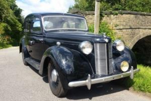 Austin 16 Saloon 1948, a Great British Classic car.