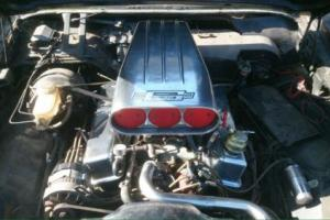 FORD GRANADA CONSUL HOT ROD V8 CUSTOM RAT ROD ROVER V8