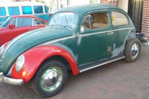 Vw Oval beetle 1957 delux