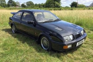 1987 Ford Sierra RS Cosworth 2.0 Black 3dr Immaculate