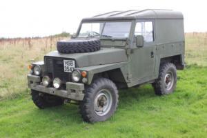 Series 3 Lightweight Land Rover Only 50k miles & Completely Original Full MOT Photo
