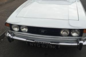 Triumph Stag Ford Essex V6 engine