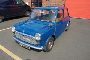 1972 Classic Mini 1000