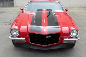 1971 Chevrolet Camaro SS 396V8 4 Speed MAN P Steering Disc Brakes Rally Wheels