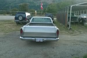 Ford: Ranchero base