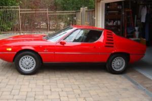 1971 Alfa Romeo Montreal Hatch Back