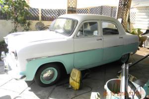 Ford Consul 1954