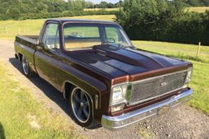 1978 chevrolet C10 pick up truck chevy
