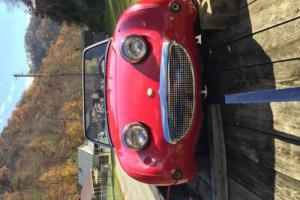 1959 Austin Healey Sprite Bugeye sprite