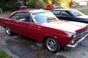 1967 Ford Fairlane,390 Big Block,muscle car, hotrod (not mustang)
