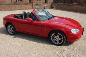MAZDA MX-5 S-VT SPORT 2004 COVERED 65,000 FROM NEW - IMMACULATE STUNNING CAR