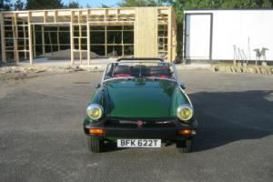 Unique MG Midget Over £4,000 spent over 2 years! Beautiful car through out! Photo