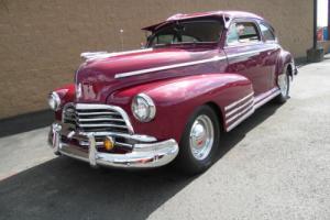 1946 Chevrolet Fleetline Coupe