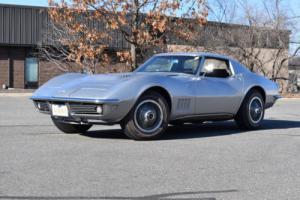1968 Chevrolet Corvette Corvette Survivor L89