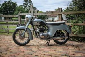 1960 Triumph 350 Tiger