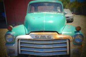 1954 Chevrolet Other Pickups 3600 Long bed Gmc 150 5 window custom cab