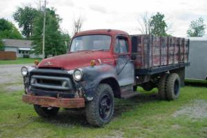 1957 International Harvester Other S-1700 FARM TRUCK