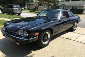 1986 Jaguar XJS XJS Photo