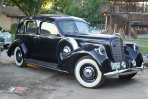 1939 Lincoln Model K