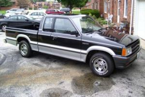 1986 Mazda B-Series Pickups CONVIENANCE PACKAGE