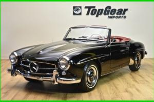 1962 Mercedes-Benz 190-Series