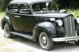 1938 Packard Touring Sedan 110