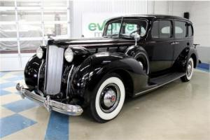 1938 Packard Touring Sedan