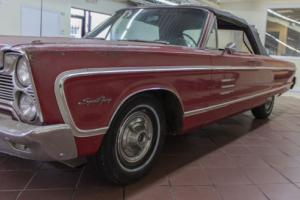 1966 Plymouth Fury Sport